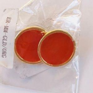 Jewelry - BUNDLE SALE ~ NWOT Red w/ Gold Earrings